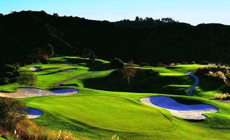 California West La Beverly Hills Golf Tournament
