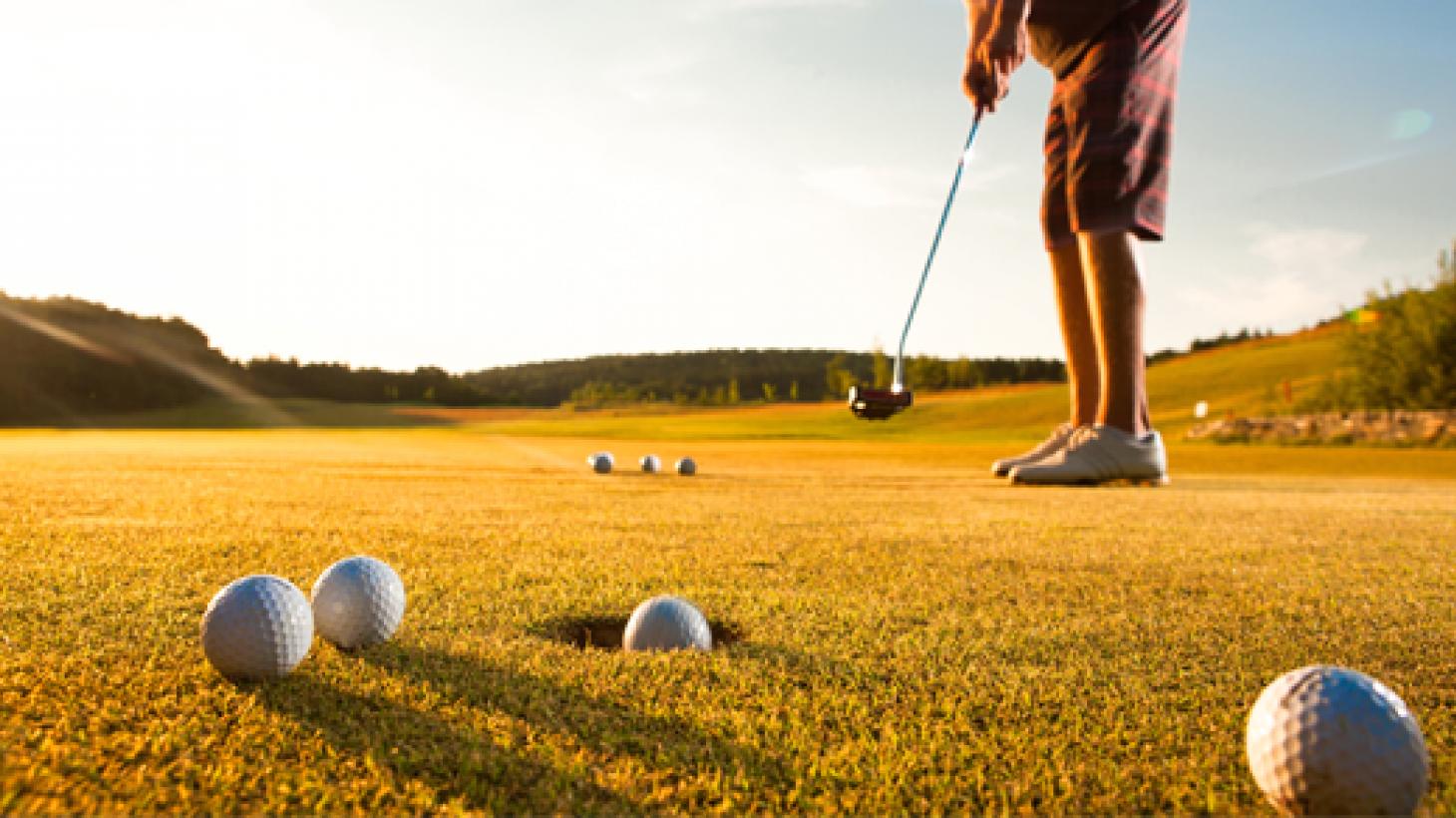 The Big List of Golf Tournament Games