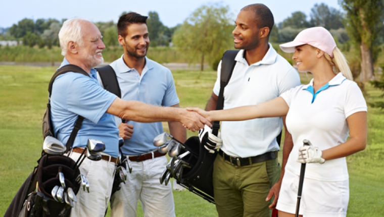 Learn the most popular ways to pair tournament golfers